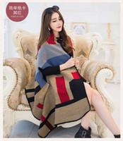 bamboo fleece blanket - Luxury Brand Tartan Cashmere Scarf Women Wool Plaid Blanket Scarf Pashmina Wrap Shawls and Scarves Hijab Cashmere like Scarves female warm t