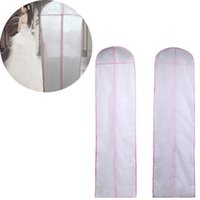 Wholesale Wedding Dress Gown Clothes Dustproof Storage Bag Protector Cover cm cm cm