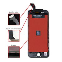 Wholesale For iphone inch touch screen panel replacement and repair with AAA quality lcd digitizer