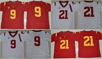 anti trojan - Mens Adoree Jackson JuJu Smith Schuster USC Trojans College Football Jerseys New Style Cheap Stitched Jersey