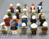 Wholesale Generic Men People Minifigures Toy of Doll doll toy building blocks building blocks building blocks accessories