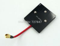 FPV 5.8GHz 14dBi с высоким коэффициентом усиления антенны 200mW панели TX более 3KM 12611 (SMA) Антенна ИКОМ антенна мяч