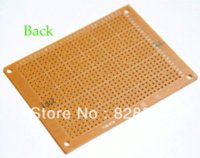 Wholesale Single Sided PCB Copper Board Universal PCB Board x9cm board games