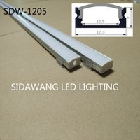 Wholesale 20M set mm led aluminium profile for led bar light led strip aluminum channel waterproof aluminum housing SDW