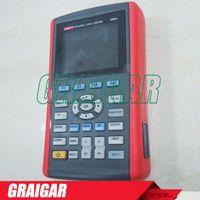 Wholesale UTD1025CL CH MHZ quot LCD K Color TFT Portable Handheld digital Oscilloscope