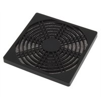air filter case - Dustproof mm Case Fan Dust Filter Guard Grill Protector Cover PC Computer Newest Arrival Computer Cooler Small Cooling Fan