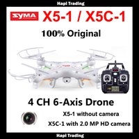 Wholesale Syma X5C Upgrade version Syma x5c Quadcopter Drone With Camera or Syma X5 rc helicopter dron no camera