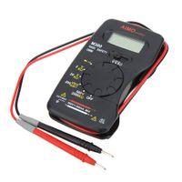 Wholesale AIMO M300 Mini Digital LCD Multimeter DMM Meter Ammeter Ohmmeter Voltmeter multi Tester Multimetro comprobadores multimetre