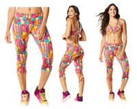 Wholesale 2016 NEW XS S M L woman yoga pants Perfect Capri Leggings yoga pants woman bottoms