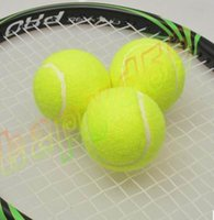 Wholesale Tennis Balls Sports Tournament Outdoor Fun Cricket Beach pet Dog toy