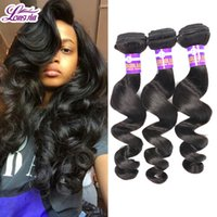 Cheap Bella Dream Brazilian Loose Wave Best Cheap Human Hair Bundles