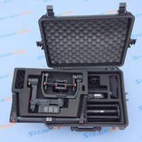 Wholesale waterproof DJI ronin m case High quality impact resistant protective case custom EVA lining for ronin m trolley case