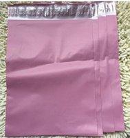 Color rosado Bolso expreso / Poly Mailer Bolso del correo / sello autoadhesivo Bolsa plástica