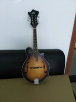 Wholesale New Arrival Sunburst Mandolin Soild WoodTop Quality In Stock