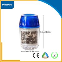 activated carbon water filter media - Promotional roll filter media tap water activated carbon treatmentfaucet mounted water filter tap water activated carbon treatment