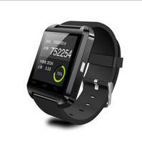 alarm clock phone chinese - Cell phone watch U8 Smart Watches step counter call alarm clock Bluetooth Watch phone watches trade explosions electronic gifts