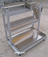 Wholesale Samsung Feeder Storage Cart CP model L1000 W600 H1200 for SMT Pick and Place Machine