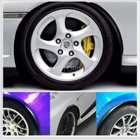 Wholesale Universal x Carbon Fiber Fender Flares Wheel Lip Body Kits Car Decoration Fit Toyota Honda BMW Seat Suzuki Mini Mazda Volvo