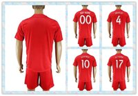 Wholesale Fast Uniforms Kit Toronto FC GIOVINCO ALTIDORE BRADLEY Soccer Jersey Red Home Football Jerseys Full shirt