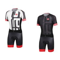 Wholesale New Super Speedsuit Cycling Skinsuit Men s Triathlon Sports Clothing Cycling Clothing Set Ropa De Ciclismo Maillo quick dry breathable
