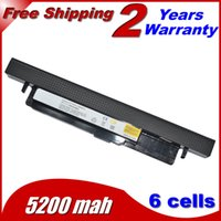 Wholesale MAH Laptop Battery Y6309 L09L4B21 L09L8D21 L09S4B21 L09S8D21 l09s6d21 For Lenovo IdeaPad U450P U550 U450A