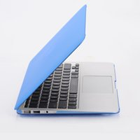 Wholesale Macbook Laptop PC Hard Shell Case with Keyboard Protector Cover for Air Pro Retina