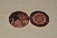 bats dying - AUSTRIA Euro Copper Coin quot Die Fledermaus The Bat quot UNCIRCULATED
