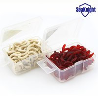 artificial lures for carp - Promotion cm maggot Grub Protein Soft Lure Baits Worm Artificial plastic Fishing Lures for carp winter fishing