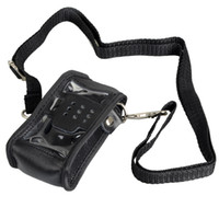 Wholesale Professional Leather Radio Soft Case Holder For BAOFENG UV5R G00152