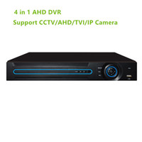 Wholesale 4 IN AHD DVR recorder CH video input H FPS support P2P remote view CCTV recorder