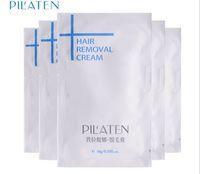 Wholesale New arival PILATEN Hair Removar Cream Painless Depilatory Cream For Leg Armpit Body g Hair Removal Cream