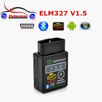 auto engine design - Latest Design HH OBD MINI ELM327 V1 Bluetooth OBD2 OBDII CAN BUS Check Engine HH ELM With K80 Chip Auto Scanner Tool