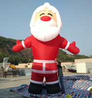 Peachy Where To Buy Santa Claus Inflatable Decorations Online Where Can Easy Diy Christmas Decorations Tissureus