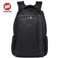 Wholesale Tigernu Brand Waterproof Nylon School Backpack for girls Female Unisex Men s Backpacks for Laptop Women Notebook Bag Backpack to17 Inch