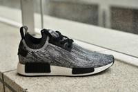 aa discounts - Big Discount NMD R1 OG Sock Colors Primeknit Man Women Running Shoes AA High Quality Size Sneaker