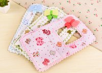 Wholesale 10 Practical Pastoral Fabric Switch Stickers Phone Charging Socket Cover With Pocket Companion Key Bags
