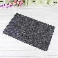 bathroom flooring materials - 2016 chinese Stylish Excellent Quality Pattern of Fiber Material Water Absorbent Floor Mats for bathroom Closestool Multiple Shapes