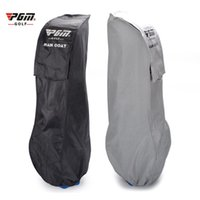 anti ultraviolet - PGM Brand Golf Bag Rain Cover Waterproof Anti ultraviolet Sunscreen Anti static Raincoat Dust Bag Protection Cover Color