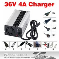 battery charger technology - 10pcs V A Charger Hight Power Lithium Battery Smart Charger Use of switching power supply technology Input V Output V A
