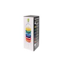 Wholesale Multi Functional in Kitchen Tool Set Kitchen Gadget Grater Juicer Grinder Funnel Measuring Bottle Vegetable Gadget