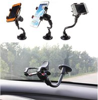 Adjustable Car Phone Parabrisas Cradle Mount Soporte Soporte Teléfono Celular Accesorios Para Smart Phone