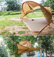 2016 Новый Hotest американское дерево Палатка насекомых Профилактика джунглей 2 Человек New Connect Подвесной гамак Туризм Отдых Открытый