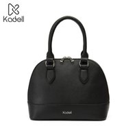 Wholesale Kadell luxury Handbags Designer High Quality Fashion Shell Bag Women Famous Brands PU Leather Tote bag Ladies shoulder bags