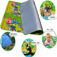 Wholesale Outdoor Pads Large Size Baby Climbing Play Mats Portable Beach Mats Outdoor Waterproof Picnic Mat