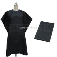 Wholesale Newest Adult Salon Hair Cut Hairdressing Barbers Hairdresser Cape Gown Waterproof Cloth