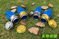 aluminum alloy cups - one body hunting slingshot good quality slingshot cup a small and powerful poket slingshot Aluminum alloy slingshot