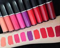 beauty retro - 2016 NEW Makeup Retro Matte Liquid Lips Lip Gloss ML Color High quality for beauty DHL