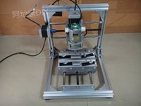 area router - Diy CNC engraving machine working area mm PCB Milling Machine CNC Wood Carving Mini Engraving router PVC