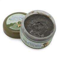 acid carbonate - 100PCS BIOAQUA Brand Skin Care Little Black Pig Oxygen Bubbles Carbonate Mud Mask Whitening Hydrating Moisturizing Facial Masks