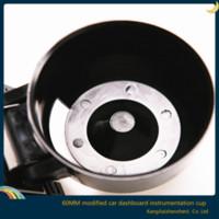 Wholesale 1PCS NEW Universal Black Gauge meter Holder Mount Pod kit for Defi Swivel CR series mm